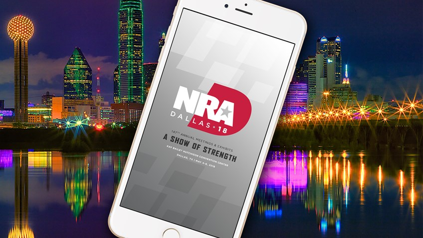 Download the 2018 NRA Annual Meetings & Exhibits Mobile App