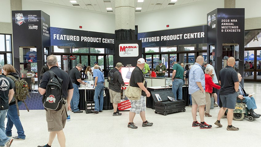 Don't Miss the Featured Product Center and Demo Area at NRA Annual Meetings