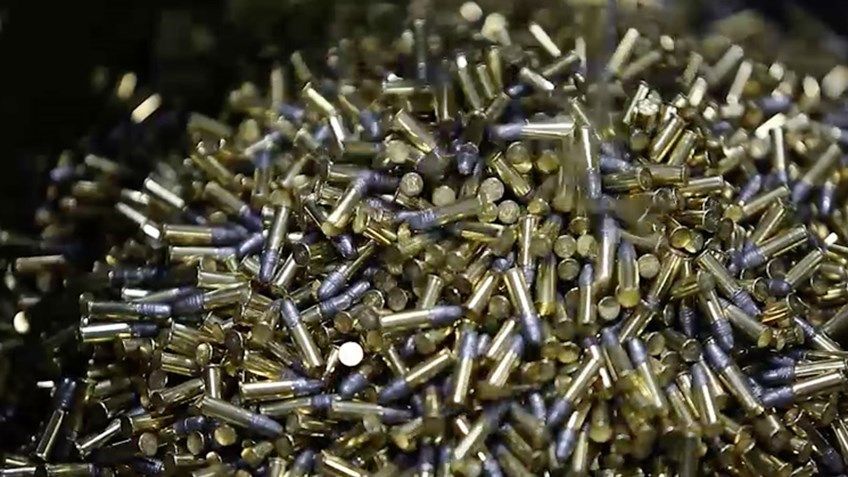 Ammunition Science -- Rimfire Cartridge Cases