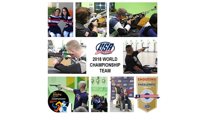 Shooting Sports USA: NRA Foundation Funds Athlete Travel To World Shooting Para Sport Championships