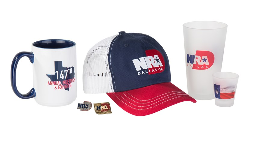 Get Your Exclusive 2018 NRA Annual Meetings Gear from the NRAstore