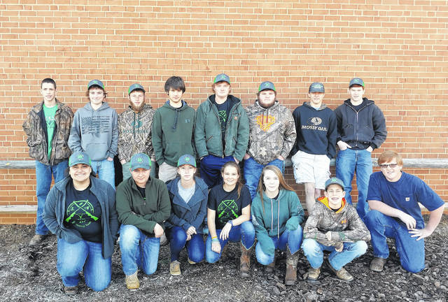 The Stokes News: 4-H Hunter Education Team Competes in Tournament