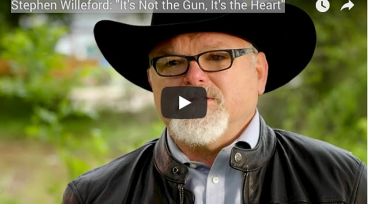 America's 1st Freedom: Stephen Willeford Appears in NRA Ad
