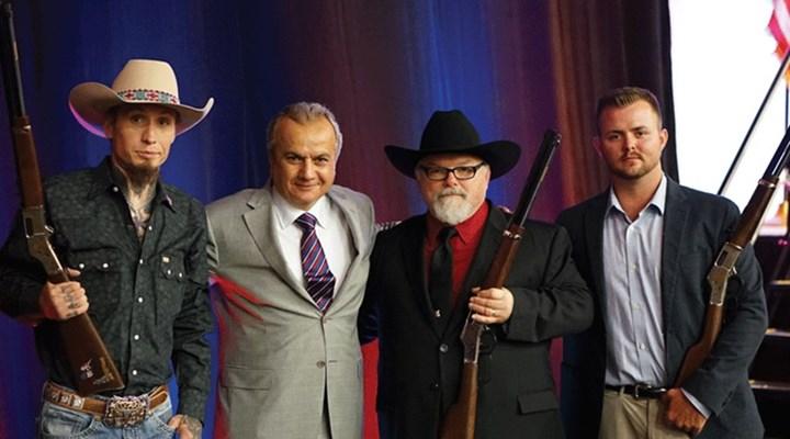 American Rifleman: Henry Repeating Arms Honors Texas Heroes
