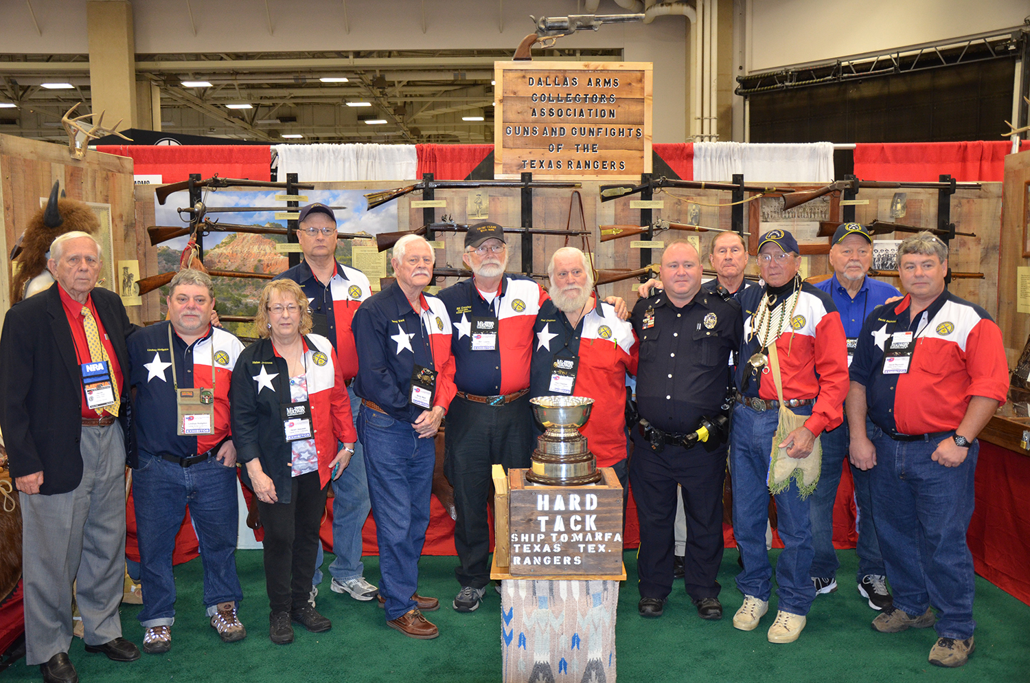 2018 NRA Annual Meetings & Exhibits Gun Collector Awards Results