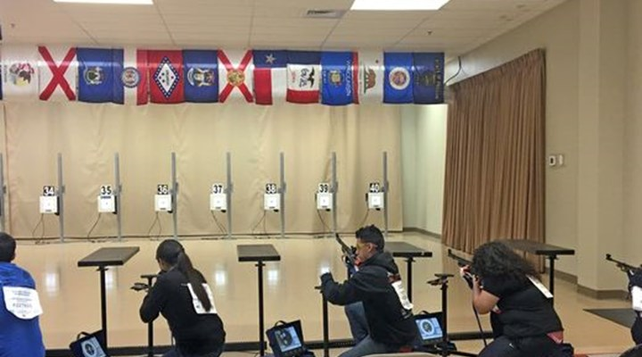 Corpus Christi Caller-Times: West Oso Junior ROTC Marksmanship Team ranks nationally, receives NRA Foundation grant