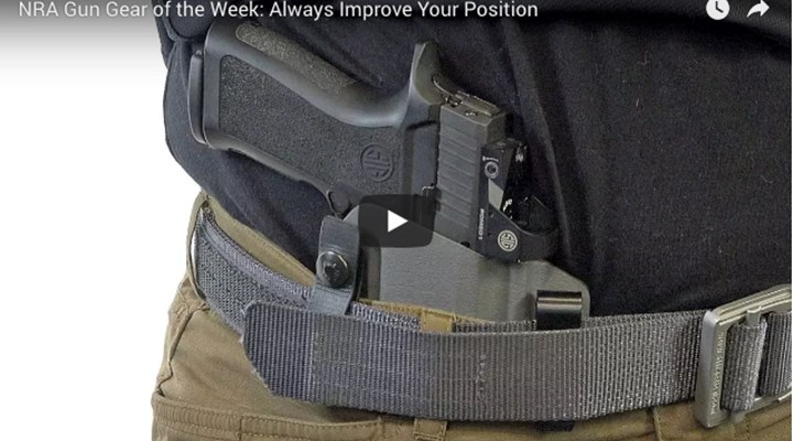 NRA Family: Video Review - Improving Your CCW Kit