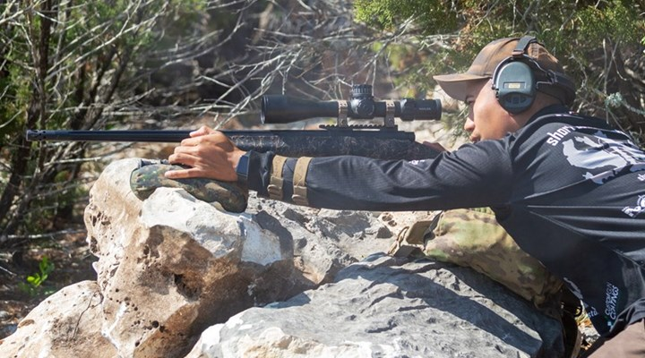 Shooting Sports USA: Gunwerks' New Lead Shooting Instructor is Phillip Velayo