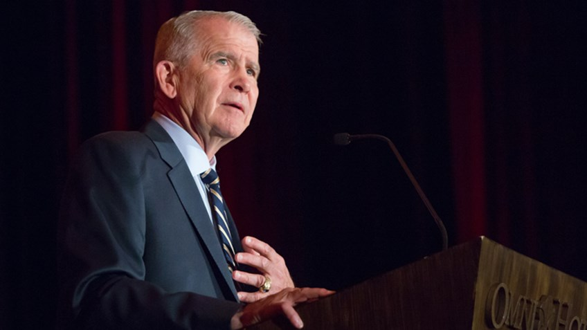 National Prayer Breakfast Inspired by Oliver North