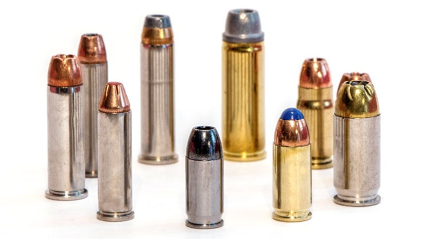 The Development of Personal-Defense Ammo