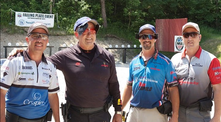 Shooting Sports USA: Remembering the 2010 Bianchi Cup