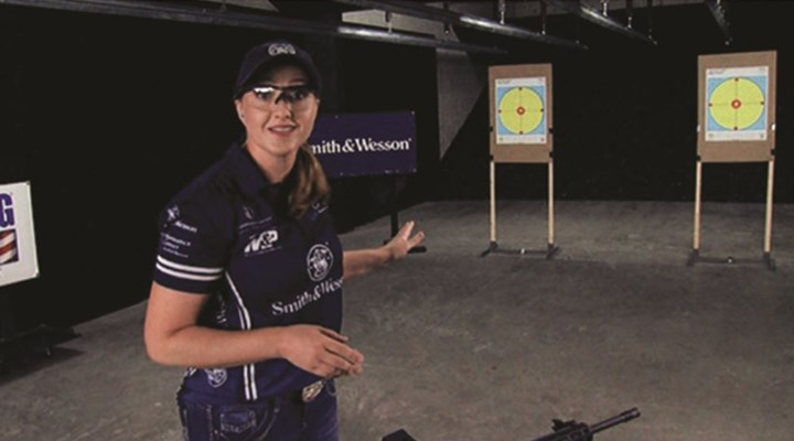 America's 1st Freedom: Julie Golob Discusses Match Preparation