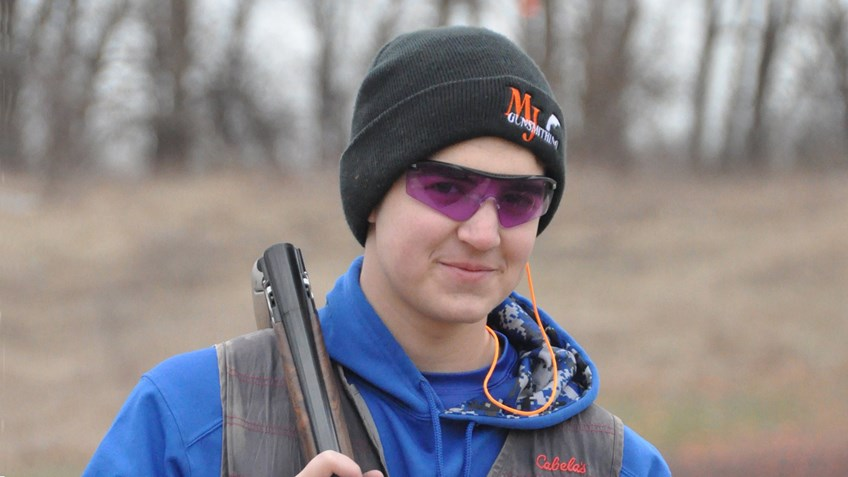 Diabetes Didn't Stop This Junior Trapshooter From Competing