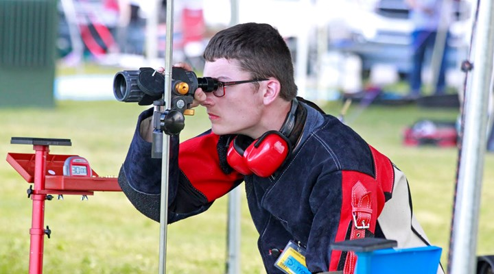 NRA Junior Smallbore Camp Registration Now Open