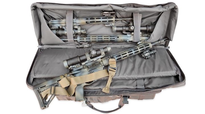 Shooting Sports USA: Multi-Caliber Modularity: The Benefits of Modern Rifle Design