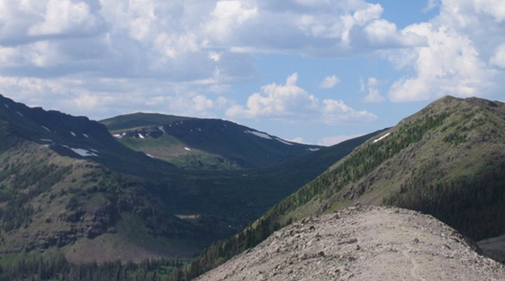 NRA Family: Family Destination: Continental Divide National Scenic Trail
