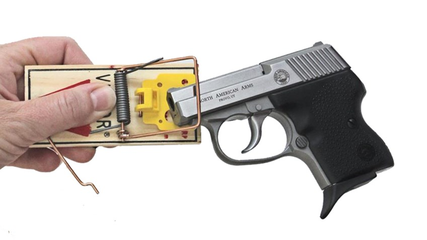 Is the Mouse Gun a Dying Breed?
