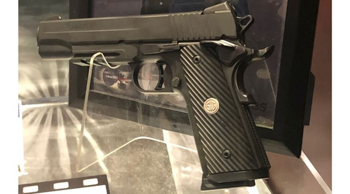 American Rifleman: The Keefe Report: Agent Rossi's—and the NRA National Firearms Museum's—Next Gun