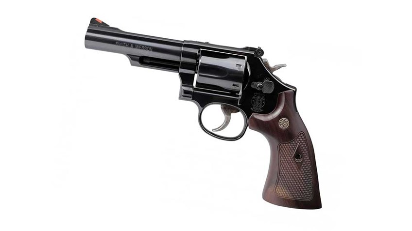 The Return of the Smith & Wesson Model 19