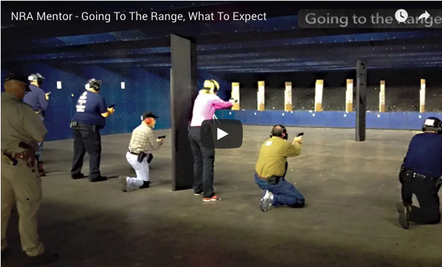 Video: What to Expect Your First Time at the Range