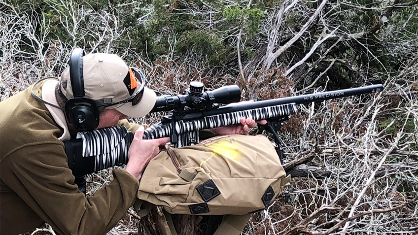 Long Range Shooting Experiences Major Growth In Popularity