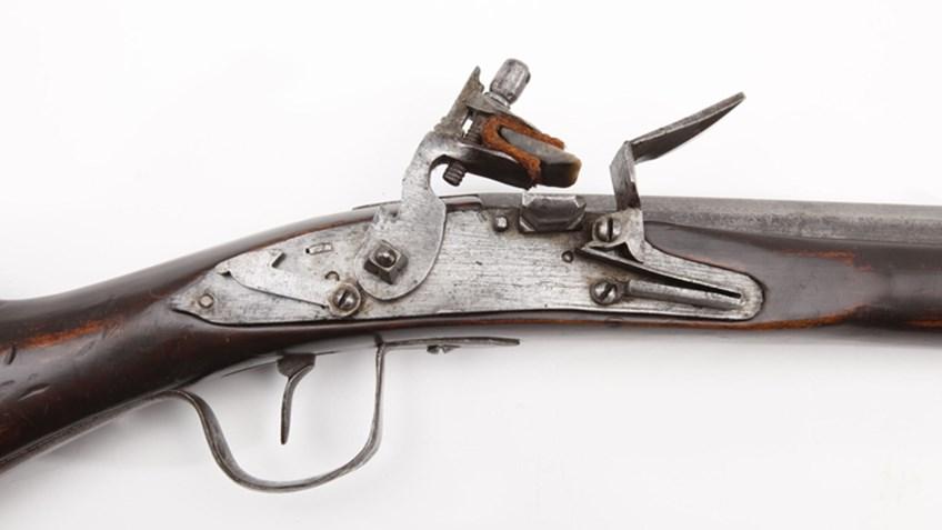 Throwback Thursday: Thomas Matson Doglock Musket