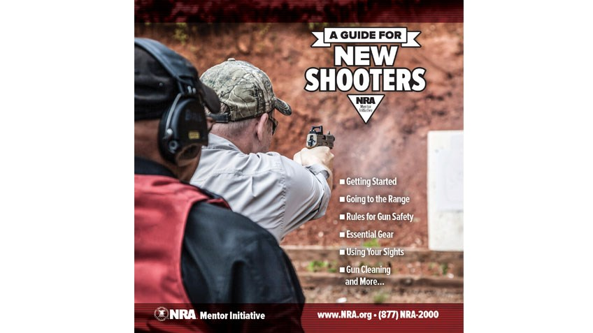 The Keefe Report: NRA Mentor Initiative