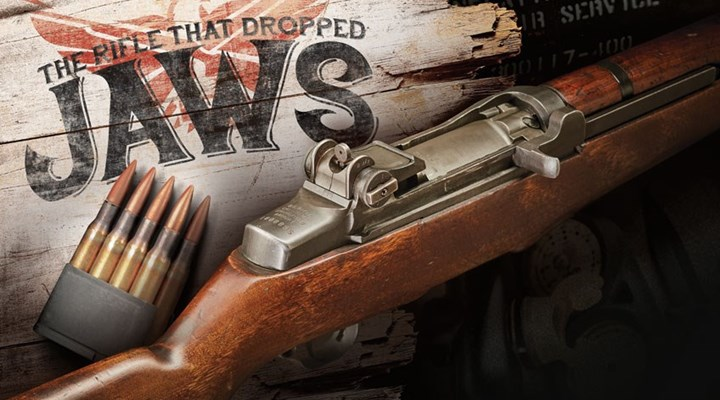 America's 1st Freedom: The Rifle That Dropped Jaws