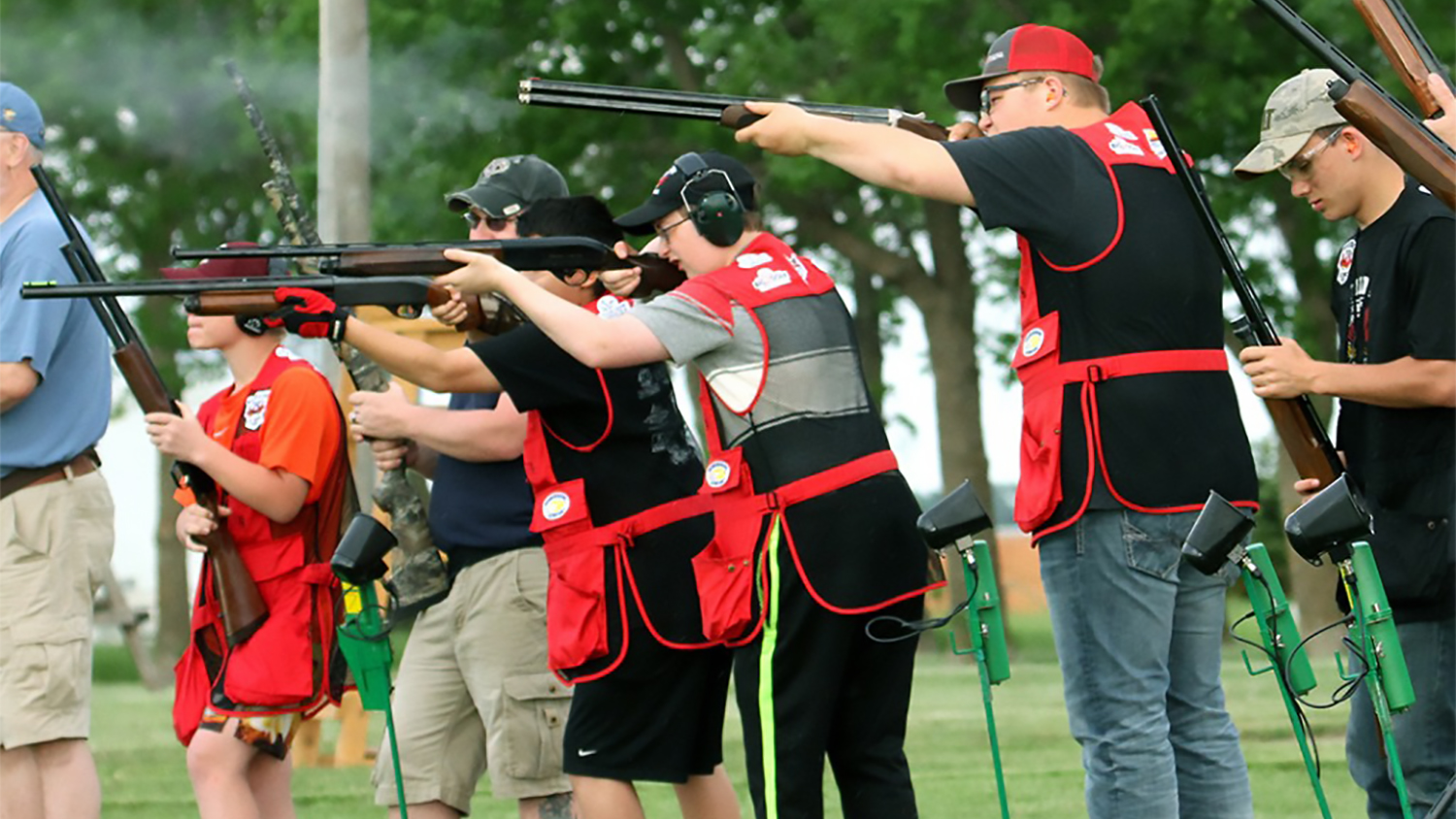 The Brookings Register: BHS Clay Target Club set to knock them down at State Meet