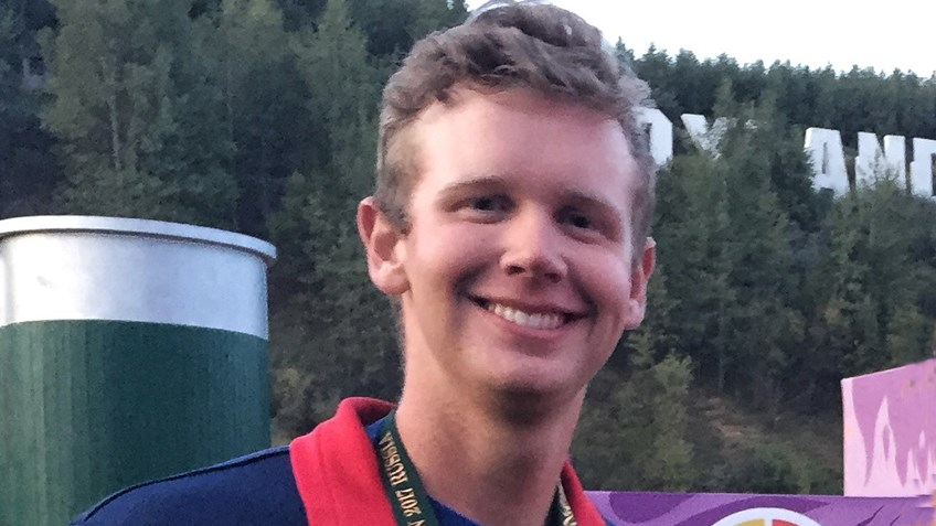 Team USA & SCTP Teen Athlete Christman Shines At ISSF World Championships