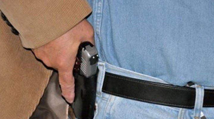 NRA Family: Practicing for Concealed Carry