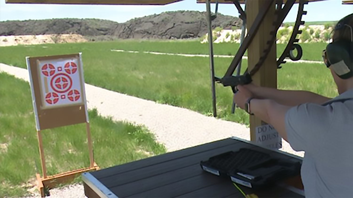 Local News 8: National SAFE Day: Child gun safety