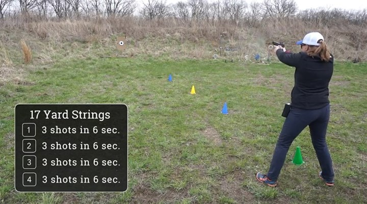 Shooting Sports USA: Video: How To Master Action Pistol's Moving Target Event