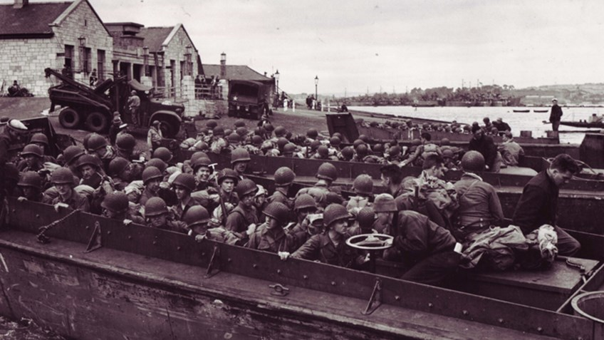 "The Keefe Report: ""Remember Those Fellows""—D-Day Plus 74 Years"