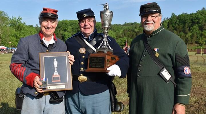 American Rifleman: North-South Skirmish Association's 137th National Skirmish Winners