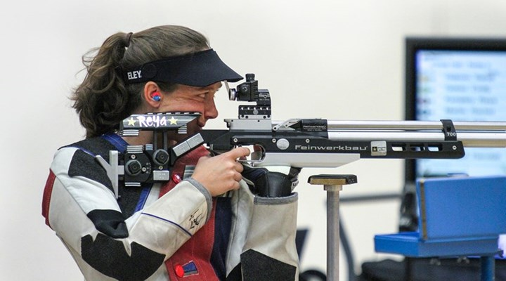 Shooting Sports USA: What's In Your Range Bag, Reya Kempley?