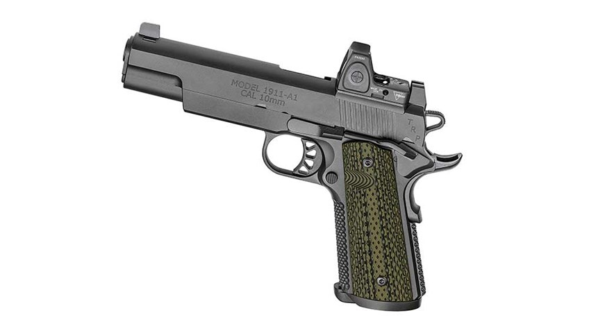 12 Hard-Hitting 10mm Handguns Available Today