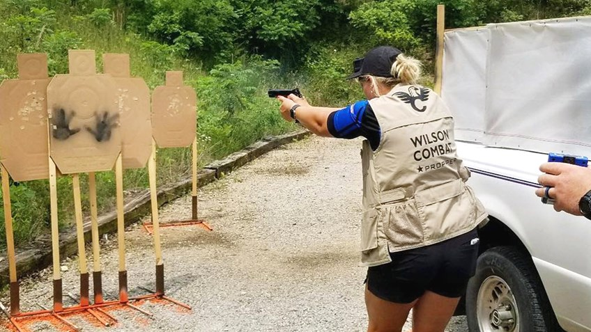 IDPA: Wilson Combat Shooting Team Sweeps Arkansas State Championship