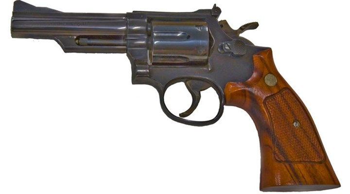 American Rifleman: A Look Back at the Smith & Wesson Model 19