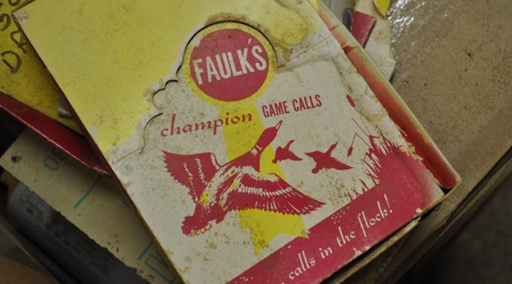 NRA Family: A Tour of Faulk's Game Call Company