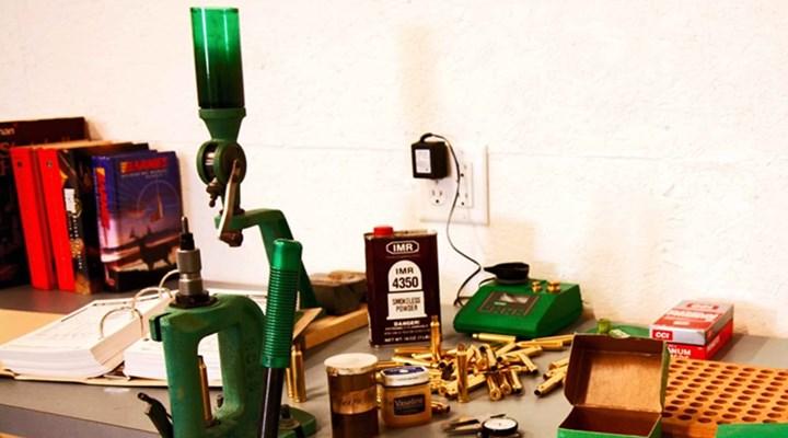 American Rifleman: Back to Basics: 10 Handloading No-Nos