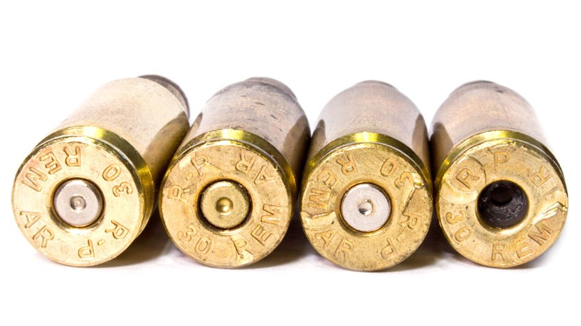 3 Warning Signs on Your Range Brass