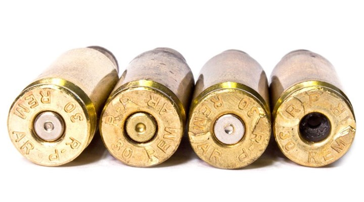 Shooting Illustrated: 3 Warning Signs on Your Range Brass