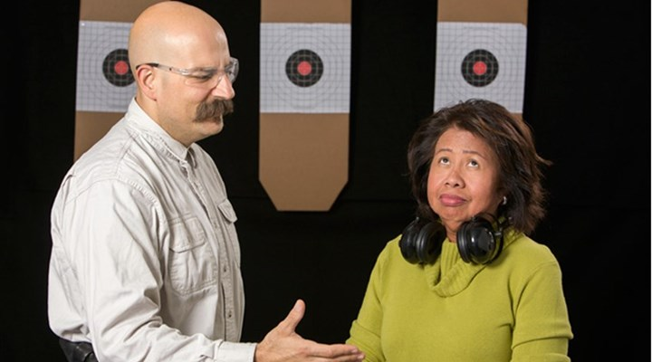 NRA Family: How to Deal With Unsolicited Advice on the Range