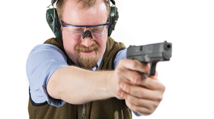 Shooting Illustrated: Fix Your Flinch: Tips for Curing Anticipation When Shooting