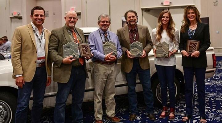 NRA Hunters' Leadership Forum: NRAHLF.org Wins National POMA Writing Awards