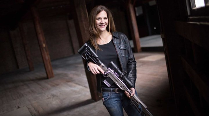 NRA Family: .30-Cal Gal: Anette Wachter's Secrets of Long-Range Shooting
