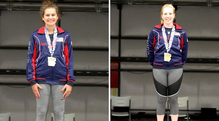 Shooting Sports USA: Thrasher, Phillips Capture National Women's 3-Position Titles