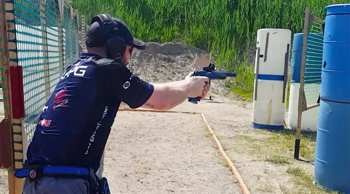 Shooting Sports USA: USPSA: Vlieger Wins Michigan Championship