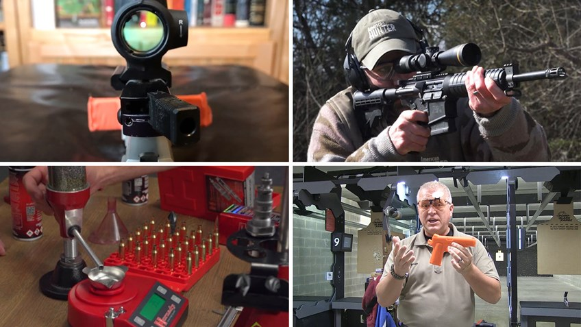 8 Competitive Shooting YouTube Channels You Need To Watch